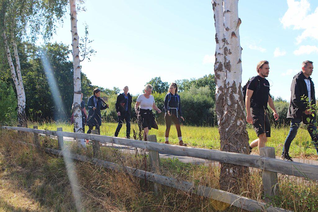 Deltagere i Gribskov går sammen