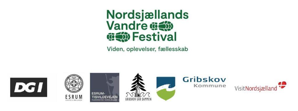 Nordsjællands Vandrefestivals partnere